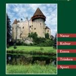 Cover des Waldviertel Führers aus dem Falter-Verlag