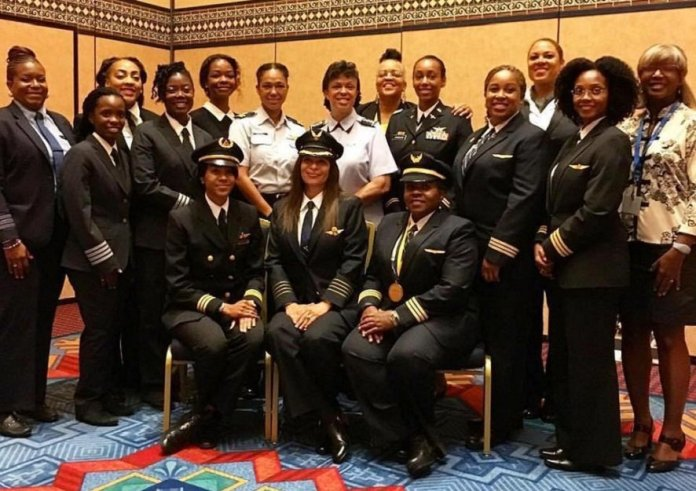 Two Black Women Made History This Week As Pilots For Alaska Airlines