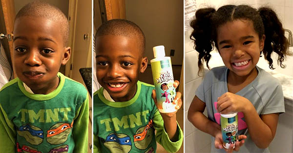 All-Natural Mouthwash and Tooth Powder Brand For Children Uses the Power of Oxygen to Promote Healthy Oral Care