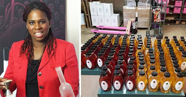Meet the First Black Woman Owner and Operator of a Nationally Distributed Vodka