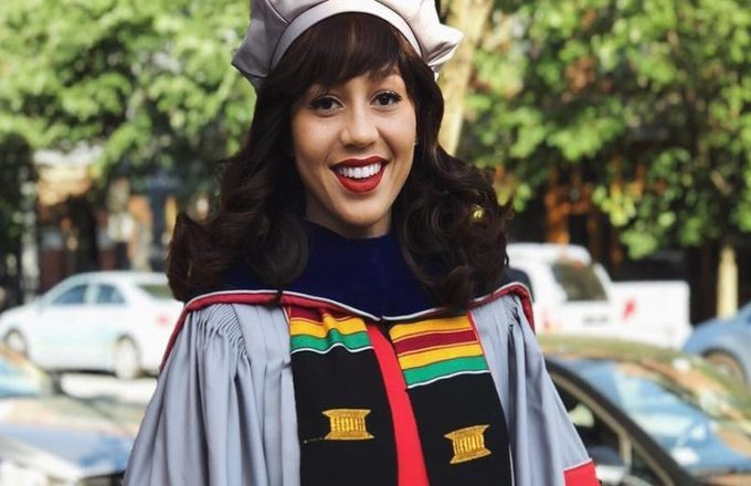 Mareena Robinson Snowden, is the first Black woman to graduate from MIT with a Ph.D. in Nuclear Engineering