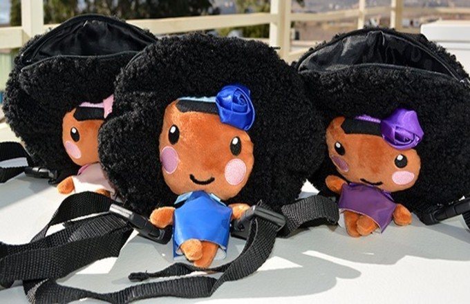 BLACK-OWNED FIRM LAUNCHES UNIQUE BACKPACK DOLLS FOR YOUNG AFRICAN AMERICAN GIRLS