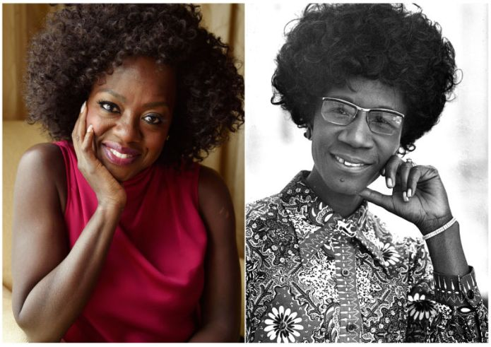 Viola Davis Will Be Channeling Her Inner Shirley Chisholm in Upcoming Film
