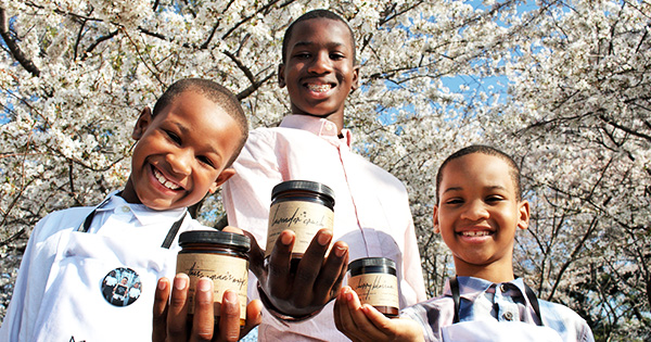 Three Brothers Launch Eco-Friendly Candle and Home Fragrance Products.
