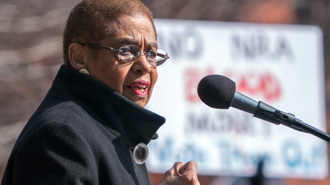 Eleanor Holmes Norton Set to Introduce Bill to Require Federal Agencies to Advertise with Black Press