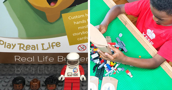 Black-Owned Custom LEGO® Subscription Box Aims to Create Global Citizens and Develop Engineering Skills