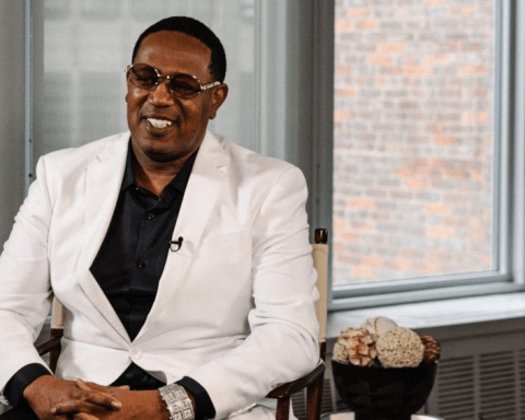 "Percy ""Master P"" Miller at Black Enterprise (Photo: Bryon Summers)"