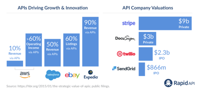 API industry growth