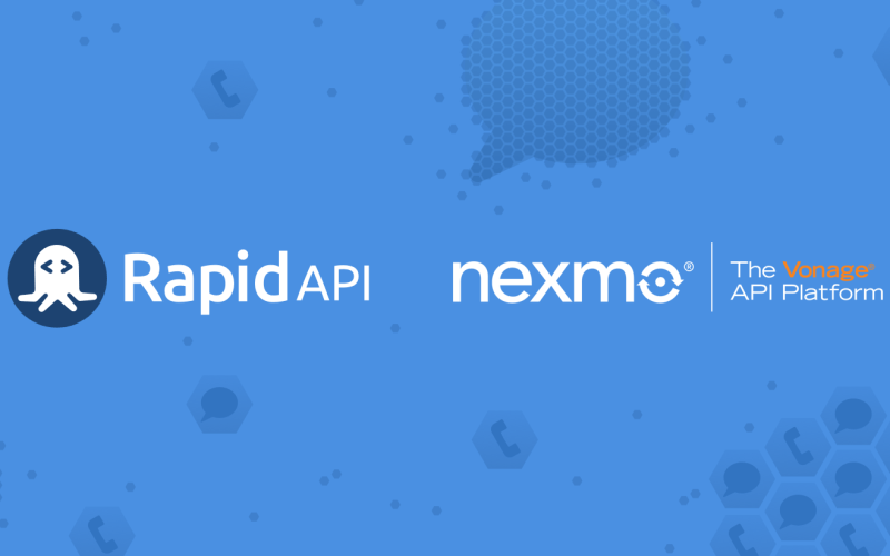 Nexmo APIs on RapidAPI.com