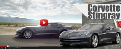 Chevrolet Corvette Stingray Walk Around Video
