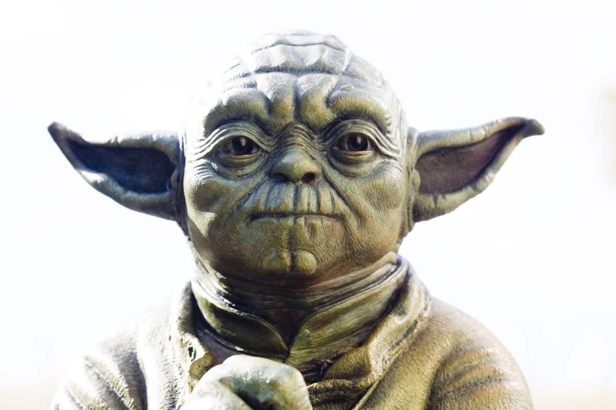 Es ist noch kein Code Yoda vom Himmel gefallen