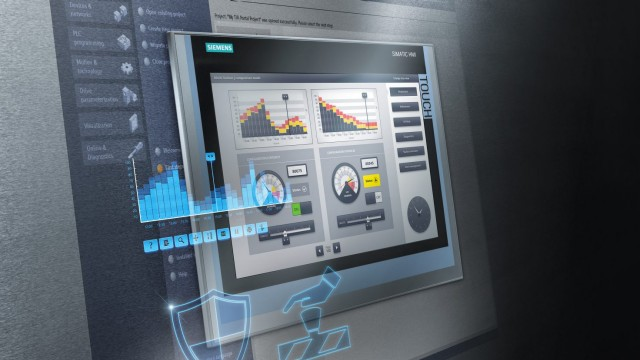 Siemens SIMATIC HMI Comfort Panel