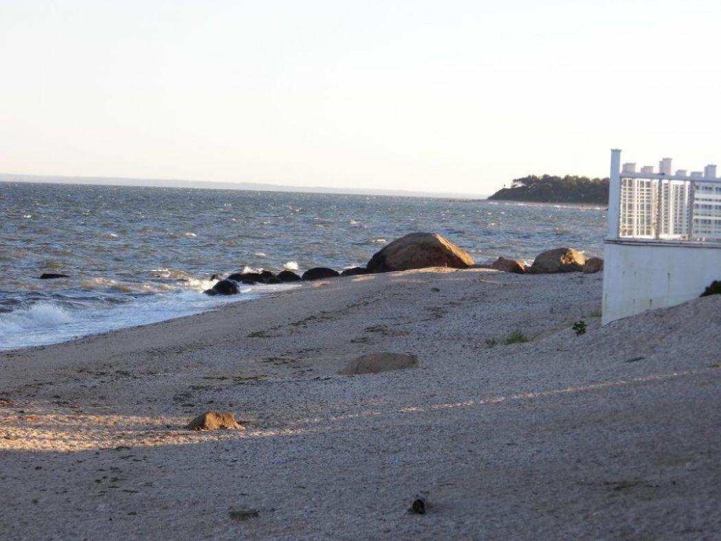 Stark sein strand long island