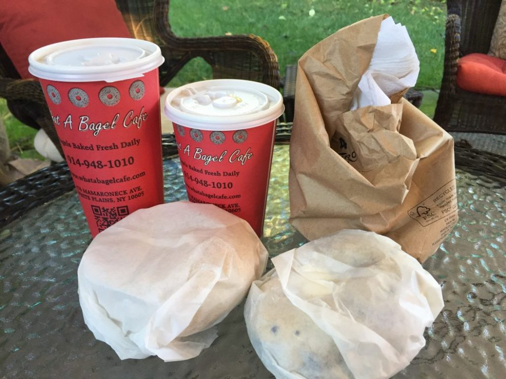 New York Bagel – Test