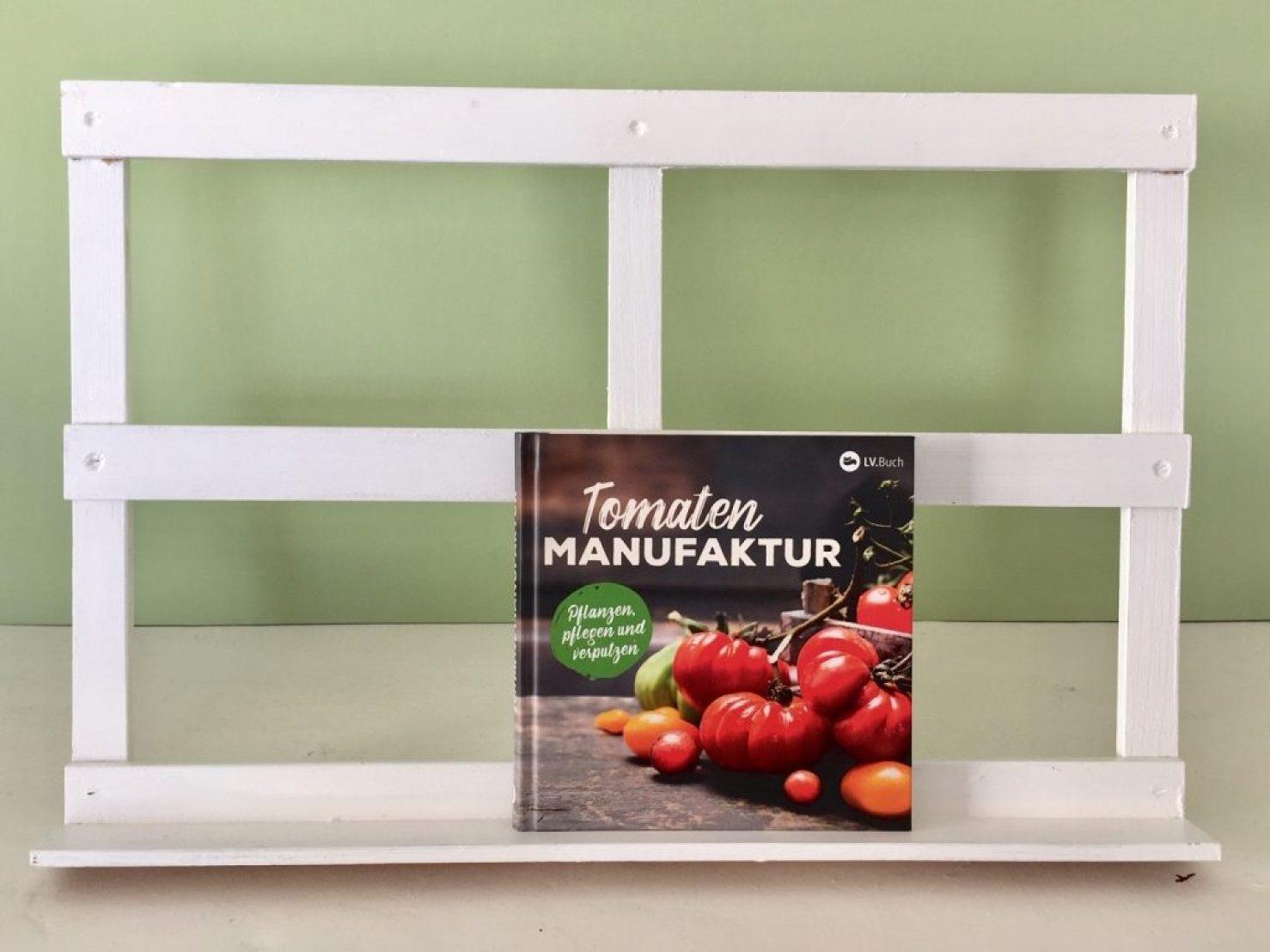 Was ist das? Ein echter Schatz für tomatenfreunde