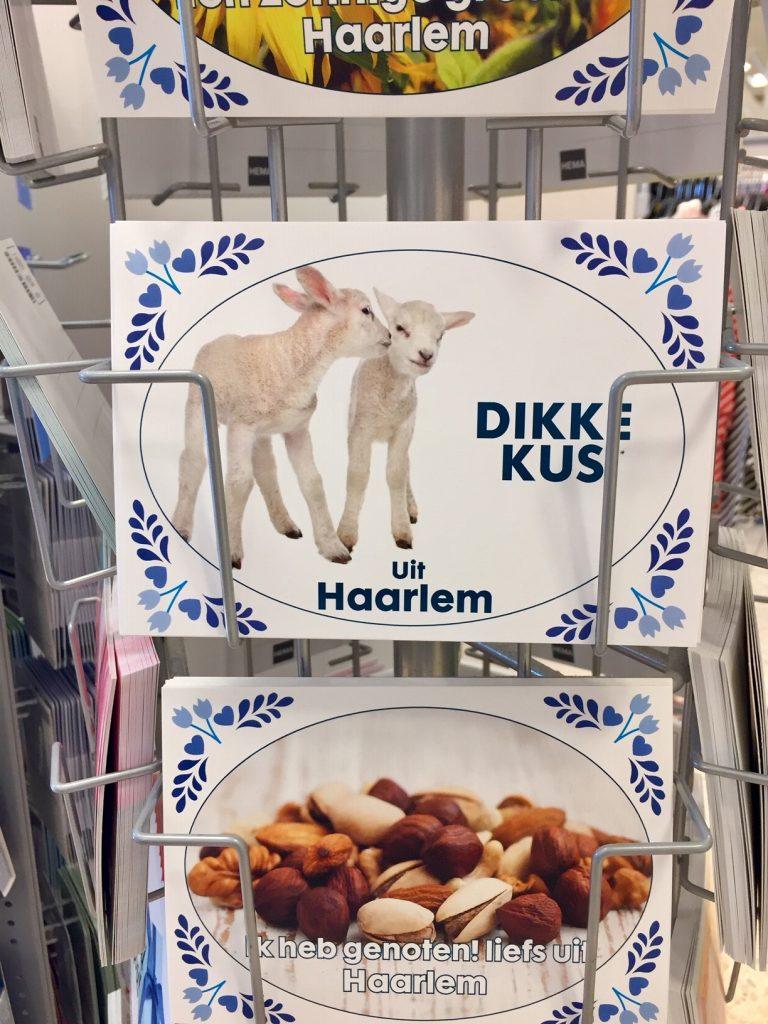 Shopping macht Spaß im gemütlichen Haarlem