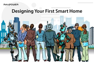 Cover RAVPower Smart Home Future