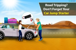 Summer Car Jump Starter Road trip Holiday Vacation Roadtrip On The Road