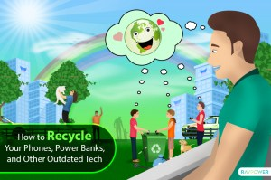How To Recycle Old Electronics