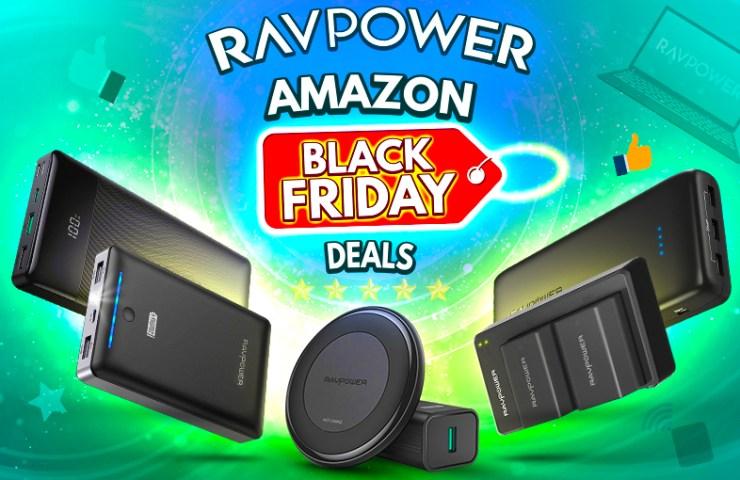 Ravpower Black Friday Deals 2019 Best Charging Tech Deals Ravpower