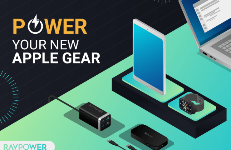 RAVPower Chargers for Apple Products