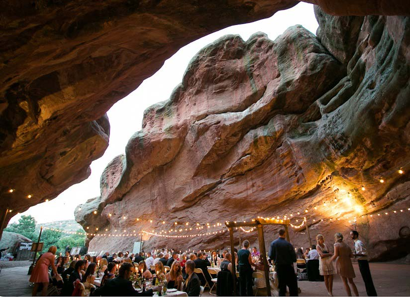 Strange Unusual Wedding Venues Across The World