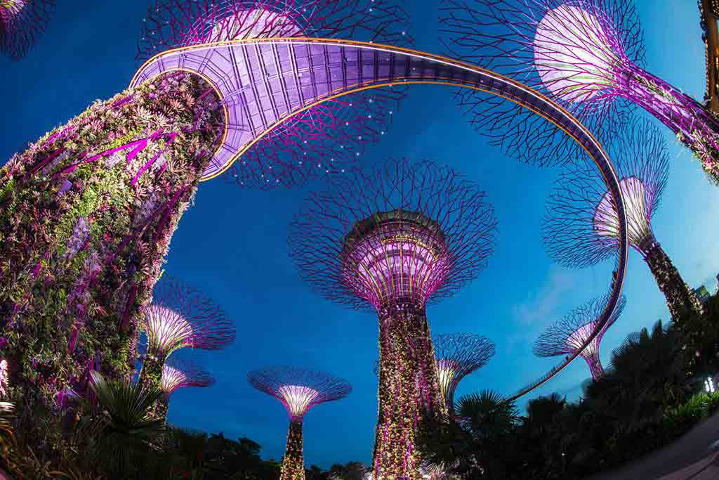 10 Best Romantic Places to Visit in Singapore For Your Honeymoon