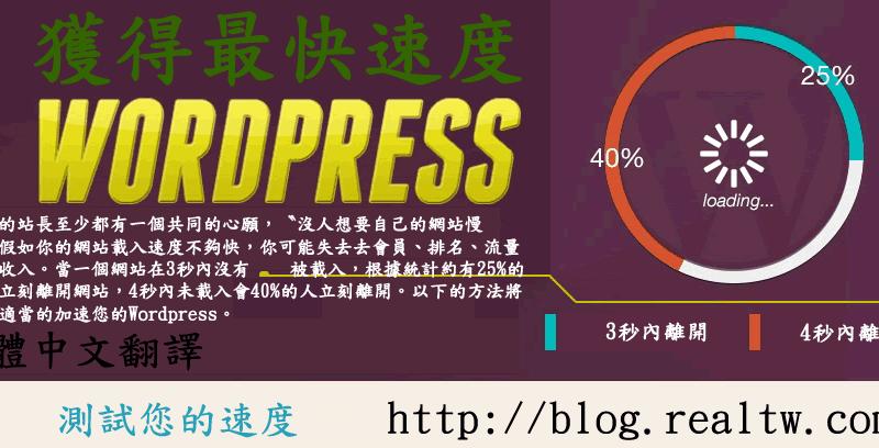 優化wordpress