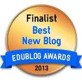 2013 Best edublog Award
