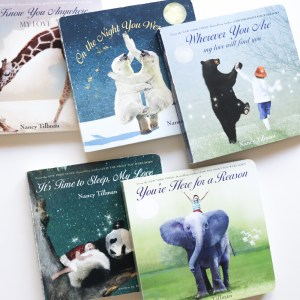 Our Favourite Nancy Tillman Childrens Books
