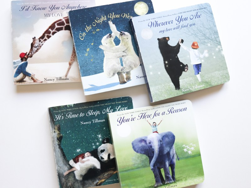 Our Favourite Nancy Tillman Childrens Books