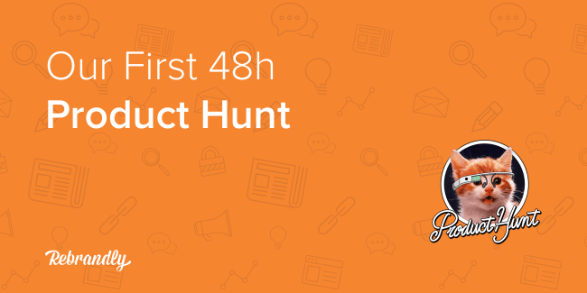 First 48h on Product Hunt