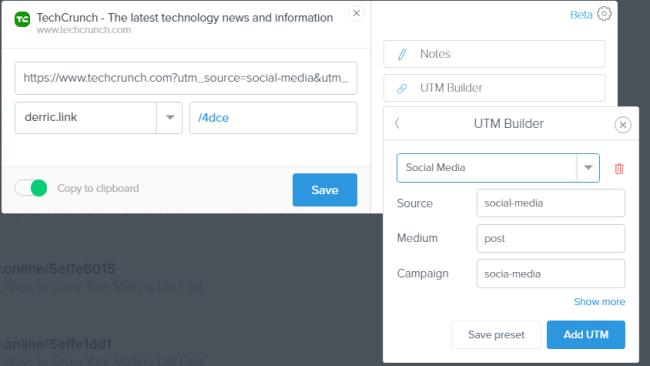 Rebrandly_UTM_Builder