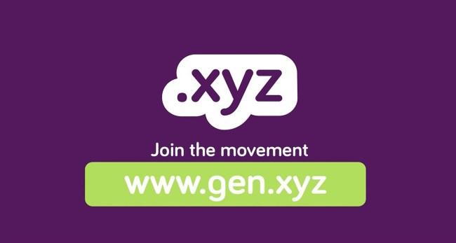 xyz-domain-extension
