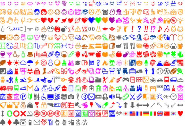 emojis-shigetaka-kurita