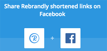 Custom short link Facebook
