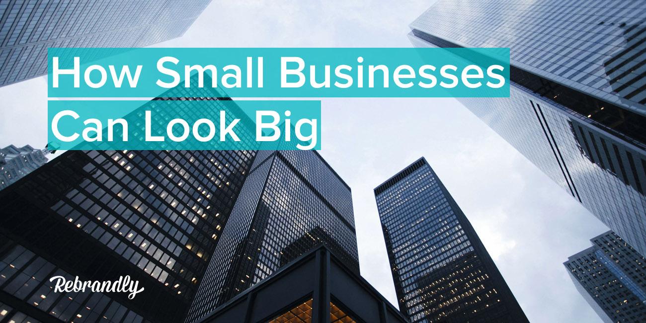 Social Media How Small Businesses Can Look Big Rebrandly Blog Name Blocks Venn Diagrams And Names On Pinterest