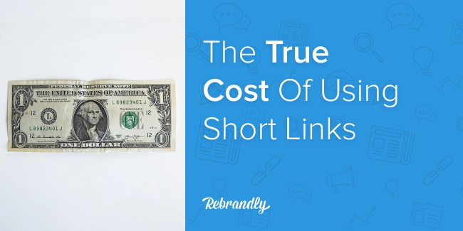cost of using short links