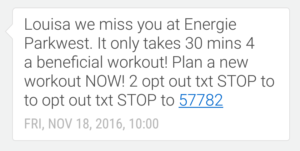 sms-marketing-campaign-gym