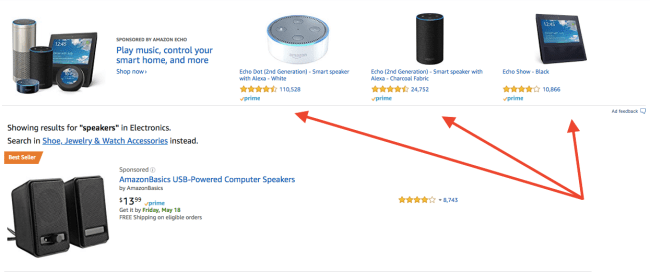 how to increase sales on amazon with headline search ads