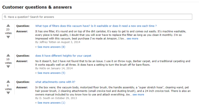 how to increase sales on amazon with questions