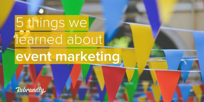 event marketing banner image