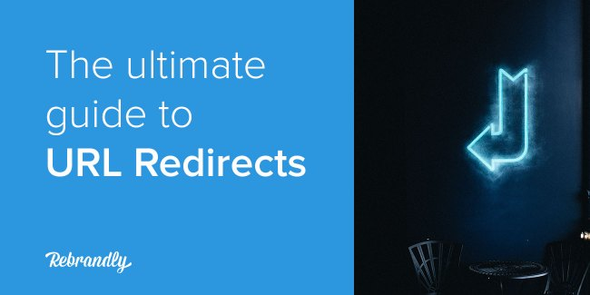 banner image for url redirects