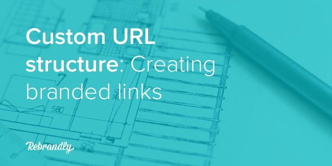 custom url structure banner