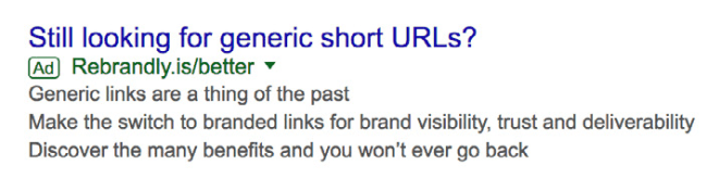 custom url example adwords