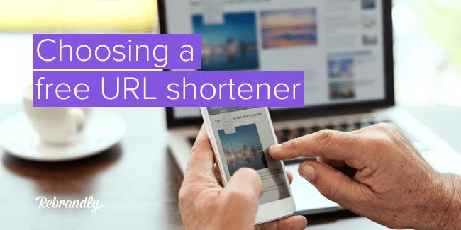 Choosing a free URL shortener blog banner image