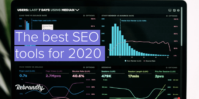 best seo tools 2020 banner image