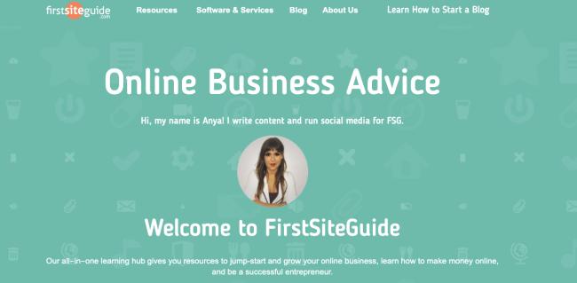 FirstSiteGuide