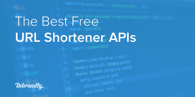 8 Best Free URL Shortener APIs for Creating Your Short Links