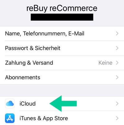 iPhone Daten sichern Backup